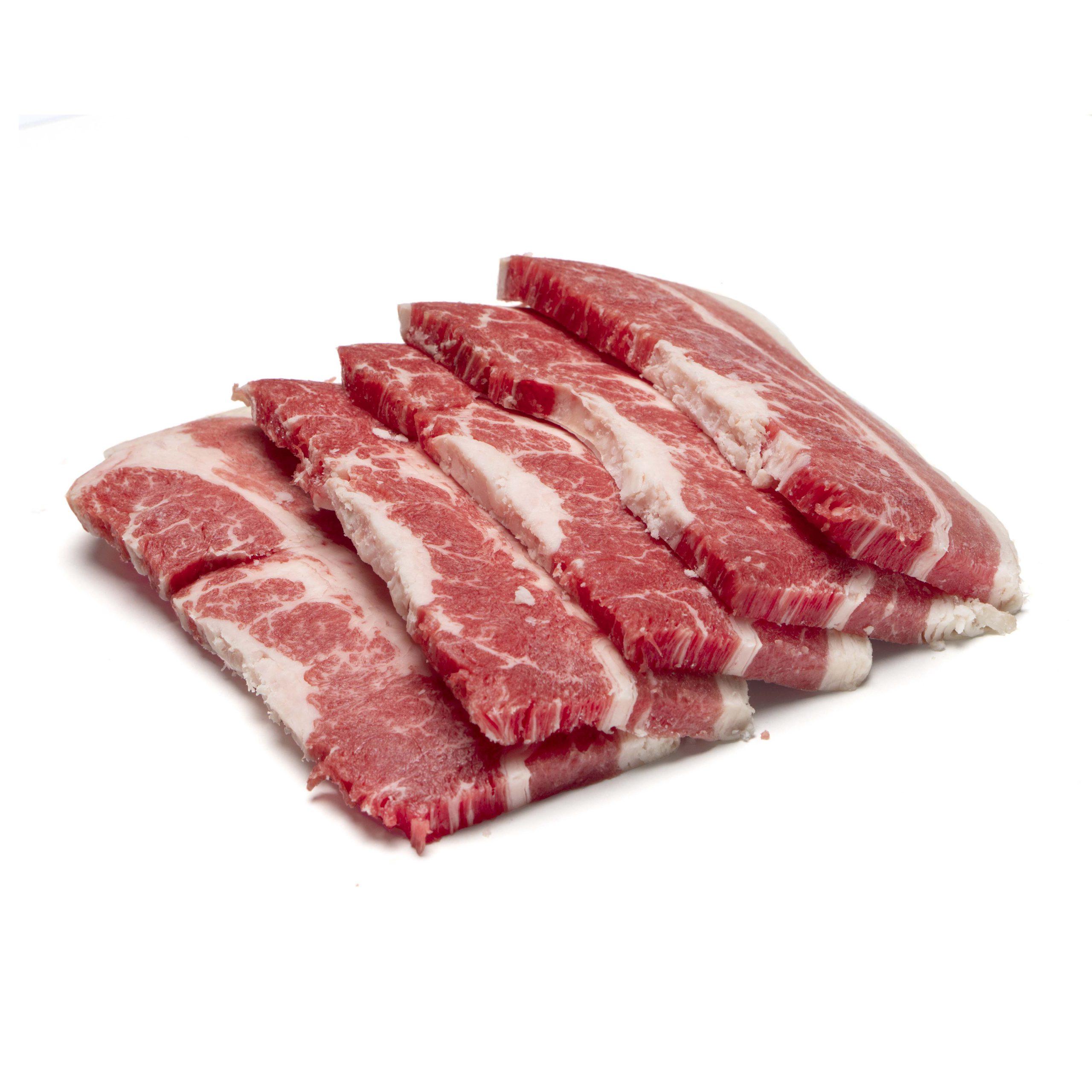 Ba chỉ bò cắt nướng 3