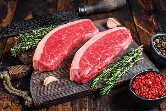 Thịt thăn ngoại 12